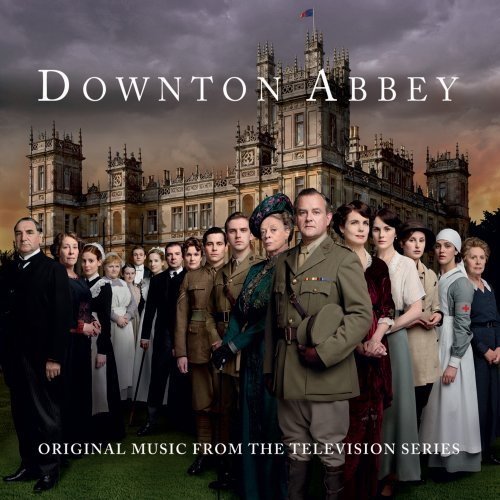 Price comparison product image Downton Abbey: Original Music from the TV Series