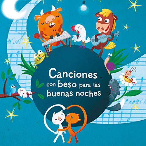 Canciones con beso para las buenas noches [Songs with Kiss for Good Night] cover art