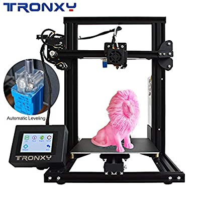 Auto Leveling Tronxy 3D Printer XY-2 High Precision Printing 4 Step Installation with Print Size 220 * 220 * 260mm
