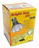 Lucky Reptile Lampe Bright Sun UV Desert aux halogénures métalliques, pour culotE27, avec rayonnements UVA et UVB
