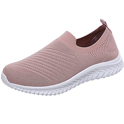 Fitzac Zapatillas de senderismo para exterior, suela suave, para el tiempo libre,...