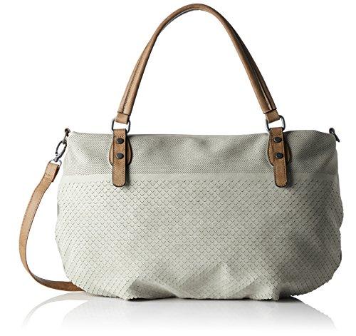 s.Oliver (Bags) Damen Shopper, 39.702.94.7809-8503, Braun (Atmosphere), 2x29.5x48 cm