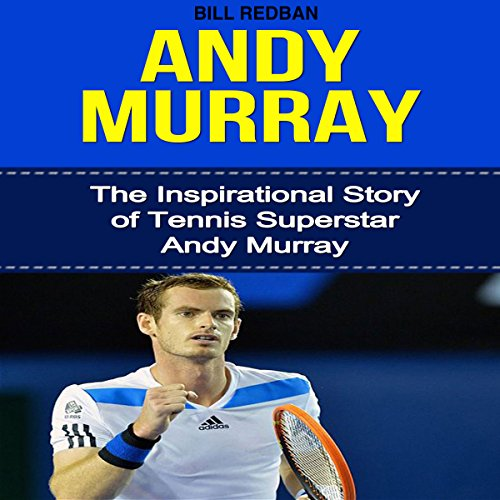 Andy Murray audiobook cover art
