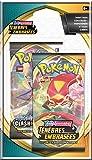 Pokémon Ténèbres Embrasées (EB03) : Booster Blister Célébration (Modèle...