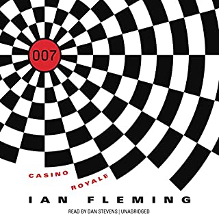 Casino Royale     James Bond, Book 1              By:                                                                                                                                 Ian Fleming                               Narrated by:                                                                                                                                 Dan Stevens                      Length: 5 hrs and 2 mins     1,837 ratings     Overall 4.5