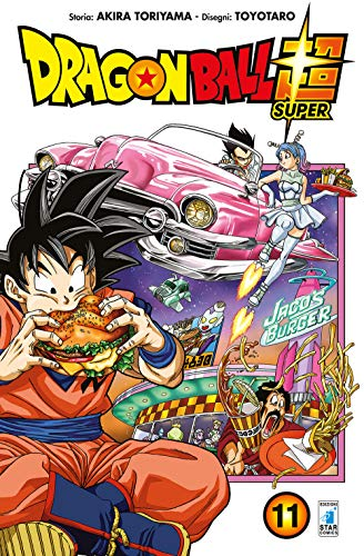 Dragon Ball Super (Vol. 11)