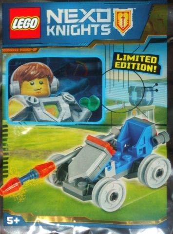 LEGO Nexo Knights Knight Racer 271606 - Juego de papel de aluminio