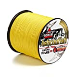Best Braided Fishing Lines - Ashconfish Braided Fishing Line- 9 Strands Super Strong Review