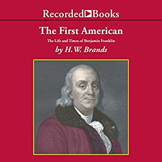 The First American cover art