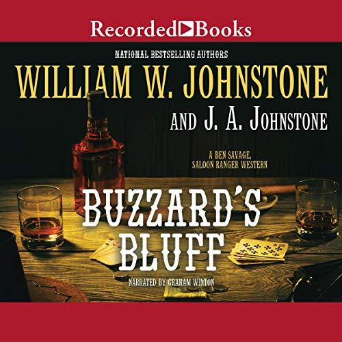 Page de couverture de Buzzard's Bluff