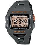 [カシオ] 腕時計 フィズ LAP MEMORY 120 電波ソーラー STW-1000-8JF グレー