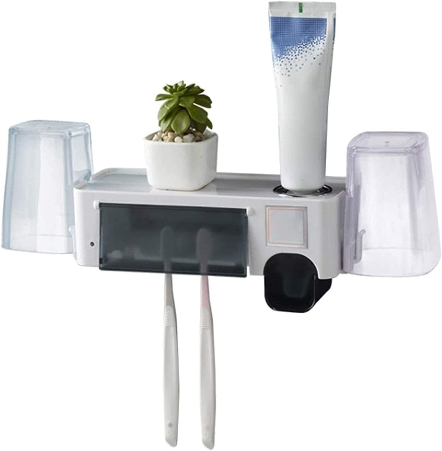Toothbrush Holders Cheap super special price Bathroom Holder Wall No low-pricing Mounted