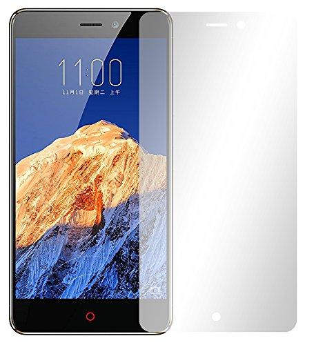 Slabo 2 x Bildschirmfolie für Nubia N1 (NX541J) Bildschirmschutzfolie Zubehör Crystal Clear KLAR