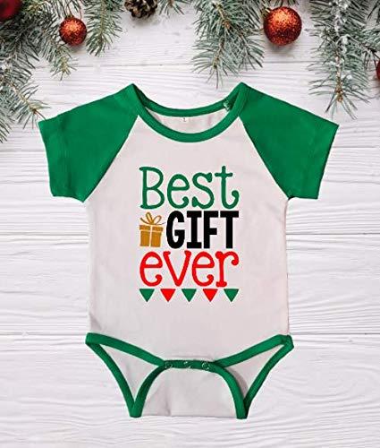 Best Gift Ever Christmas shirt toddler /& infant sizes