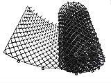 Cat Scat Mat Plastic Spike Keep cat away 6.5' Black 1pcs