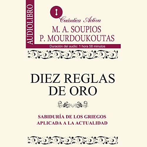 Diez reglas de oro [Ten Golden Rules] audiobook cover art