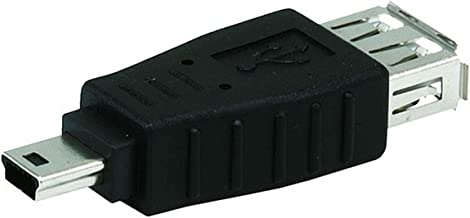 Monoprice USB A Female to Mini 5 pin (B5) Male Adapter (104814)