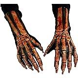 Zagone Kick Ass Beast Gloves, Bloody Skeleton Hands
