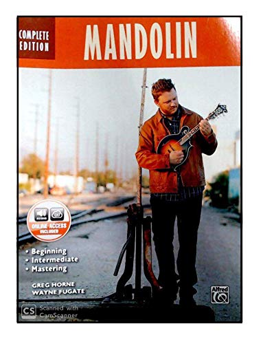 Complete Mandolin Method Complete Edition: Book & Online Audio (Complete Method)