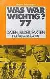 Meyers Jahreslexikon 1976/77. Was war wichtig? (1.7.1976-30.6.1977) - unbekannt