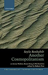 """This image is of a book cover, """"Another Cosmopolitanism,"""" by  Seyla Benhabib."""
