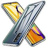 iBetter Morbido Slim TPU per Samsung Galaxy M30s Cover,Antiurto Trasparente Silicone Custodia,...