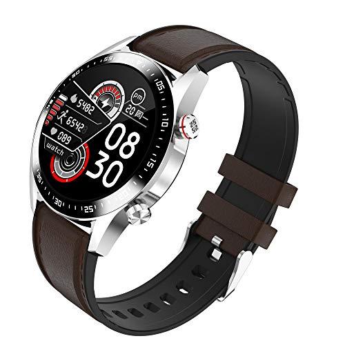 AYZE Reloj Deportivo Hombre con GPS Pantalla IPS De 1,28', Batería De 240 mAh, 8 Modos De Ejercicio, Monitorización del Sueño/Ejercicio, Conexión Bluetooth, CronóMetro, Relojes Inteligentes Hombre 2
