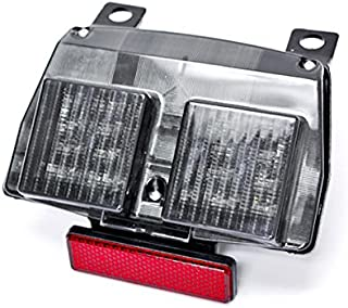 Krator Smoke LED Tail Light Integrated with Turn Signals For 1994-2003 Ducati 748