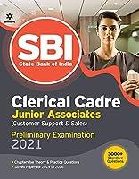 SBI Clerk Junior Associates Preliminary Exam Guide 2021