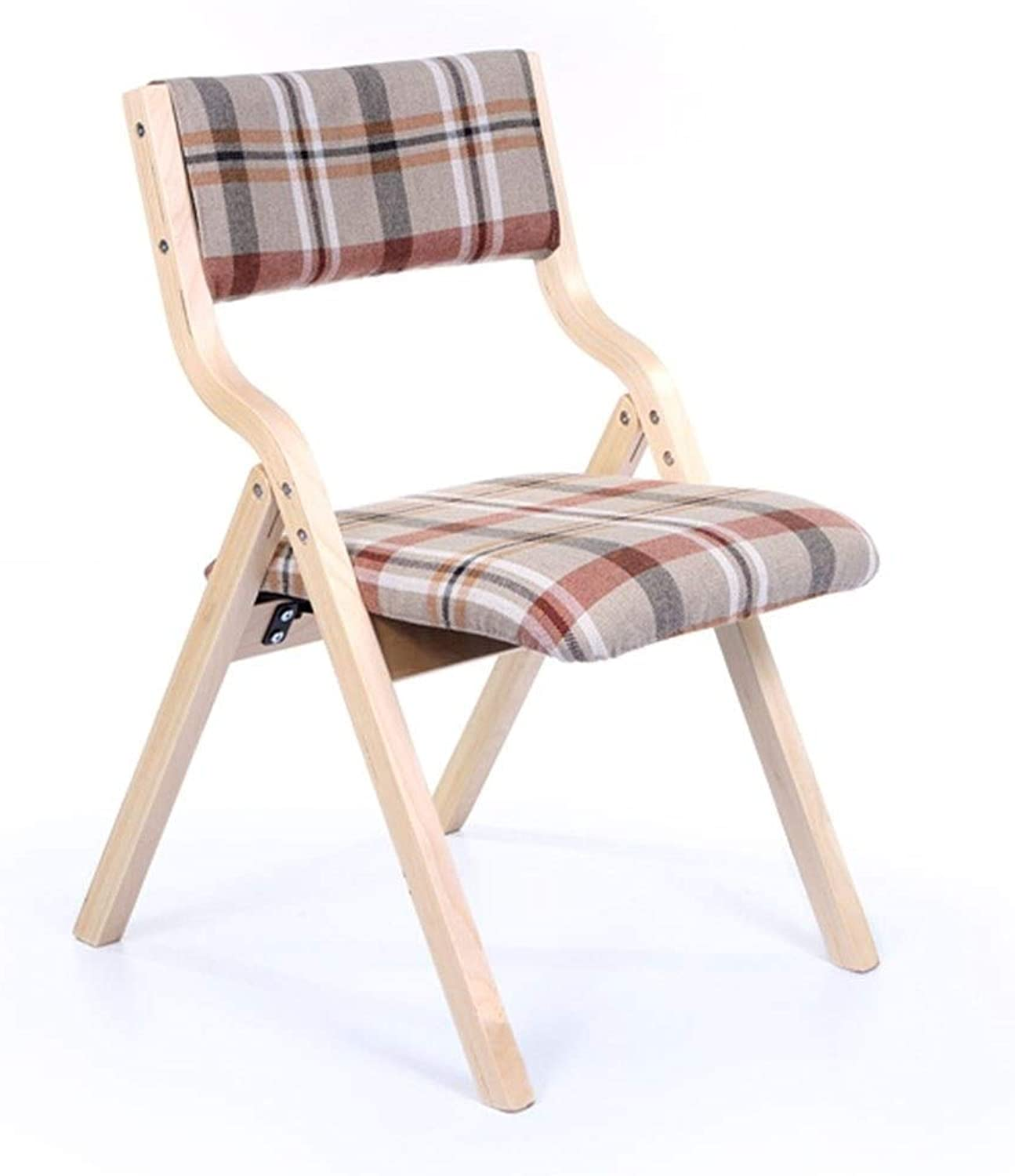 Marvelous Jkpa Chairs Wooden Padded Folding Chair Home Modern Nordic Download Free Architecture Designs Itiscsunscenecom