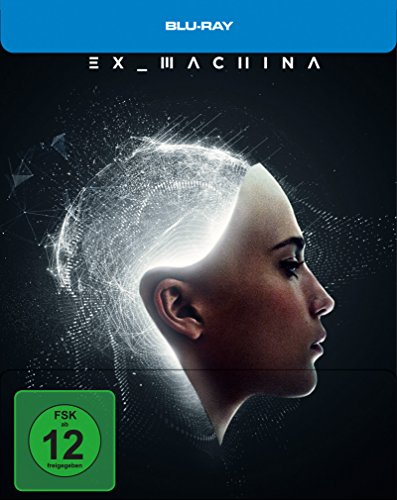 Ex_Machina - Steelbook [Blu-ray] [Limited Edition]