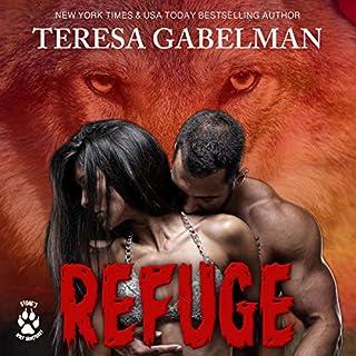 Refuge  audiobook cover art