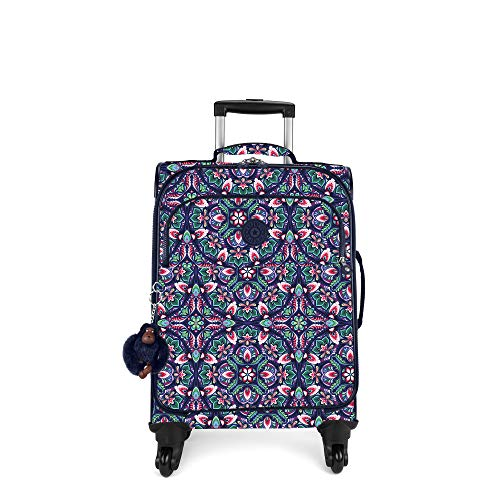 Kipling Parker Small Printed Rolling Luggage Glorious Serenity