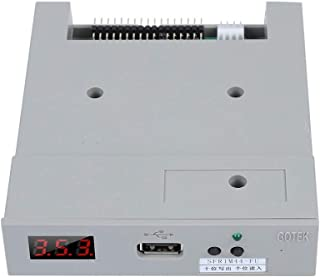USBエミュレータ Acouto 3.5インチ 刺繍機SFR1M44-FU用 USBフロッピードライブ エミュレータ フロッピーエミュレータ 外付FDドライブ