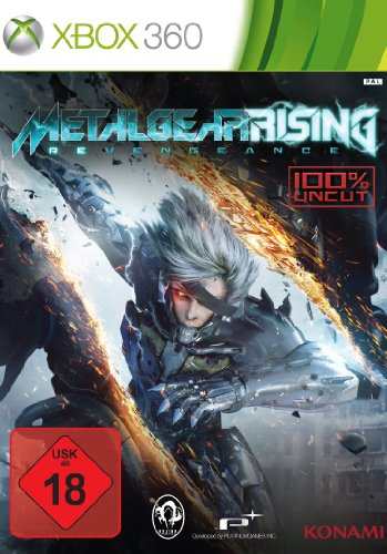 Metal Gear Rising: Revengeance [Software Pyramide] - [Xbox 360]