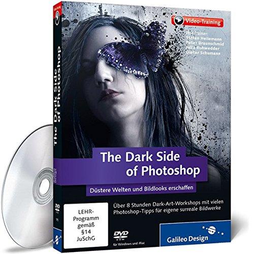 The Dark Side of Photoshop - Dark-Art-Workshops mit vielen Photoshop-Tipps