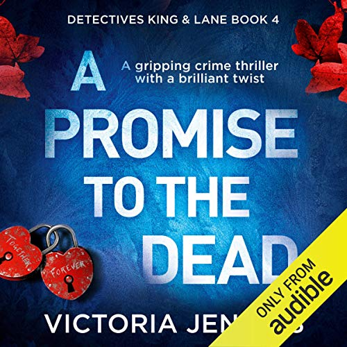 A Promise to the Dead audiobook cover art