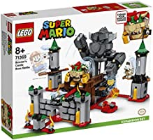 LEGO Super Mario Uitbreidingsset: Eindbaasgevecht op Bowsers kasteel 71369 bouwset; uniek cadeau voor creatieve kinderen...