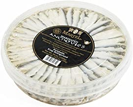 Martel White Marinated Anchovies (35 ounce)