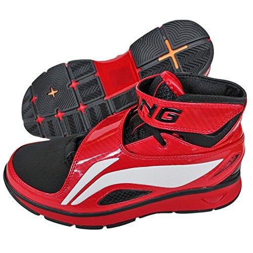 Li Ning Men's Basketball shoes B573 (Men EU 42 1/3)