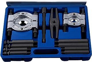 FAVOMOTO Pacote de 12 Prático Durable Rolamento Separador Divisor de Rolamento Da Polia Do Virabrequim Puller Set Kit para...