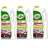 Turtle Wax T-79 Zip Wax Liquid Car Wash and Wax. 64 oz. - 3 Pack