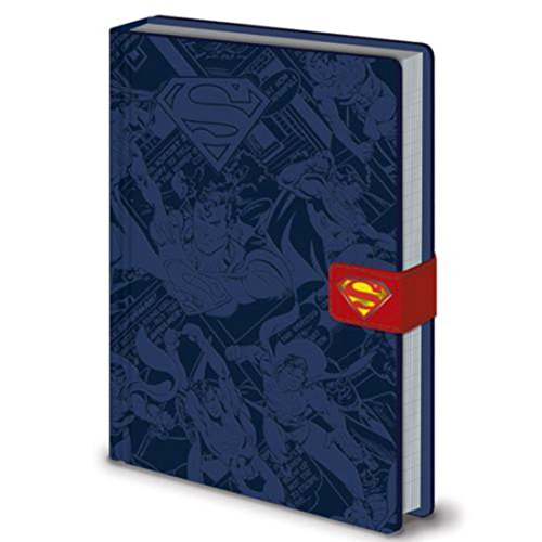 Pyramid International A5DC Superman Montage notebook