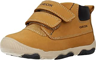 Geox B New Balu' Boy C, Bottines Bébé garçon