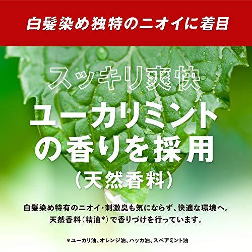 アンファー(ANGFA)スカルプDヘアカラーコンディショナーナチュラルブラック男性用白髪染め150g豆乳発酵液