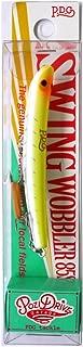 POZIDRIVEGARAGE(ポジドライブガレージ) ミノー スウィング ウォブラー 85S #06 XRY (イエローショアミノー) ルアー