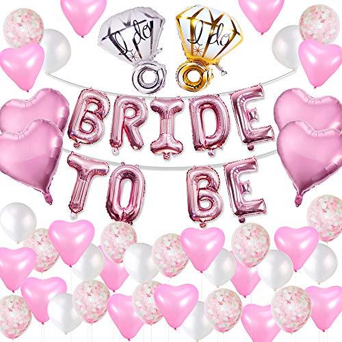 MMTX Palloncini Addio al Nubilato Bride to Be...