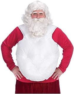 Santa Suit White Stuffer - Standard - Chest Size 42-44