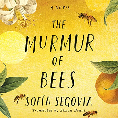The Murmur of Bees  By  cover art