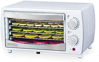 Máquina de conservación de alimentos para el hogar Secador de alimentos, Secador de aire para el hogar deshidratador de alimentos para mascotas, pequeño, digital, blanco y digital